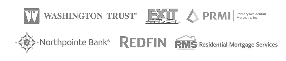 washington trust, exit, primary residential mortgage, northpointe bank, redfin, residential mortgage services