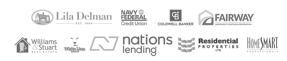 lila delman, navy federal credit union, coldwell banker, fairway mortgage, william and stuart real estate, white lion group, nations lending, residential properties, homesmart professionals
